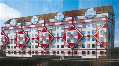 老旧小区改造晒120套设计方案